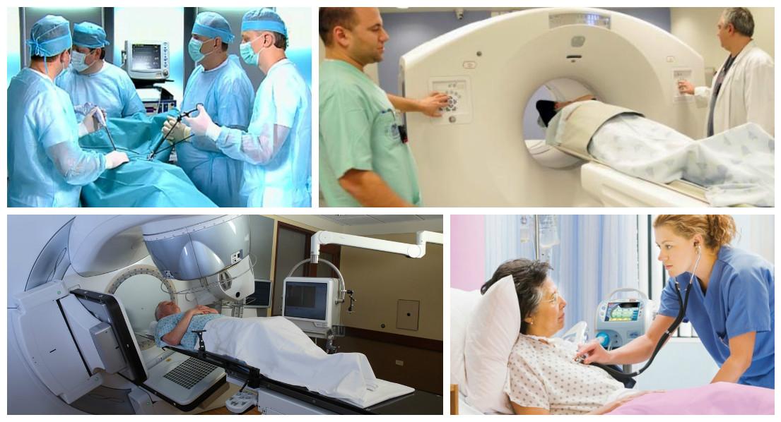 лечение рака почек